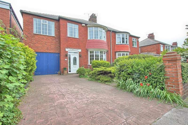 4 Bedrooms Semi Detached House for sale in Corporation Road, Redcar