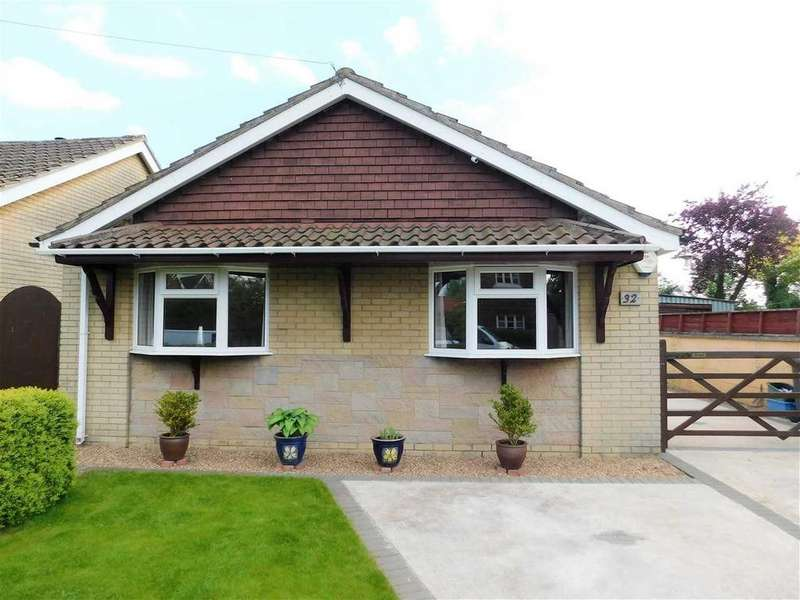 2 Bedrooms Bungalow for sale in SCHOOL LANE, APPLEBY, SCUNTHORPE