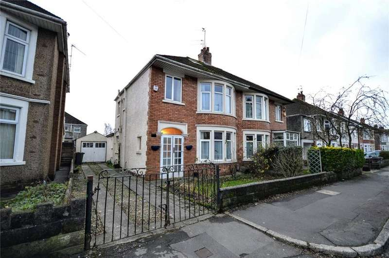 3 Bedrooms Semi Detached House for sale in Maes-y-Coed Road, Heath, Cardiff, CF14