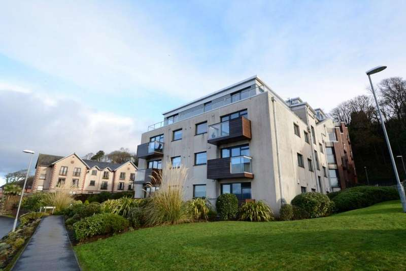 2 Bedrooms Apartment Flat for sale in 9 Chaseley Gardens, Skelmorlie, PA17 5DQ