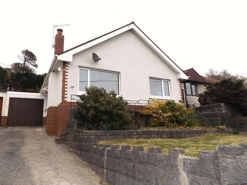3 Bedrooms Detached Bungalow for sale in Llethri Road, Llanelli