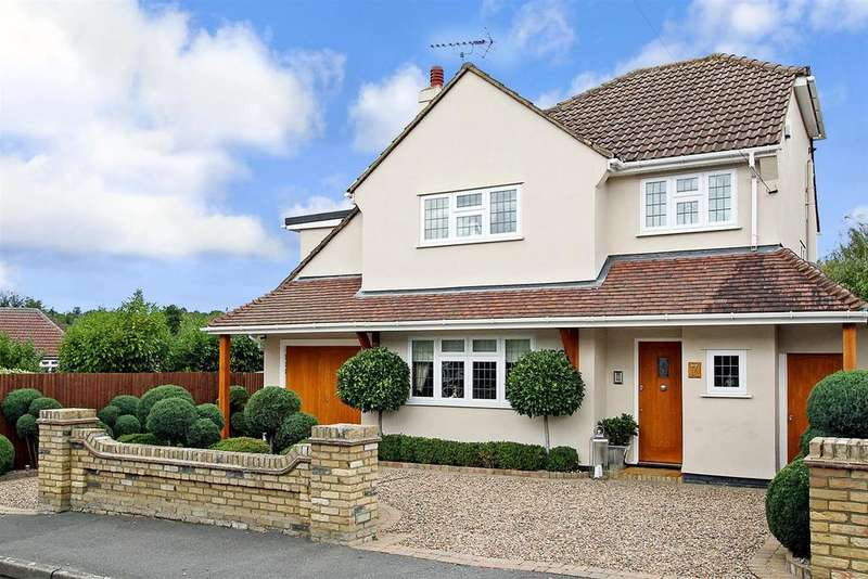5 Bedrooms Detached House for sale in Belvedere Road, Brentwood