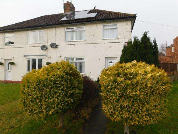 3 Bedrooms Semi Detached House for sale in OXLEY TERRACE, PITY ME, DURHAM CITY