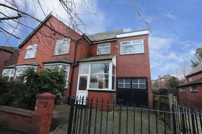 4 Bedrooms Semi Detached House for sale in Mount Road, Alkrington, Middleton, Manchester M24 1DZ
