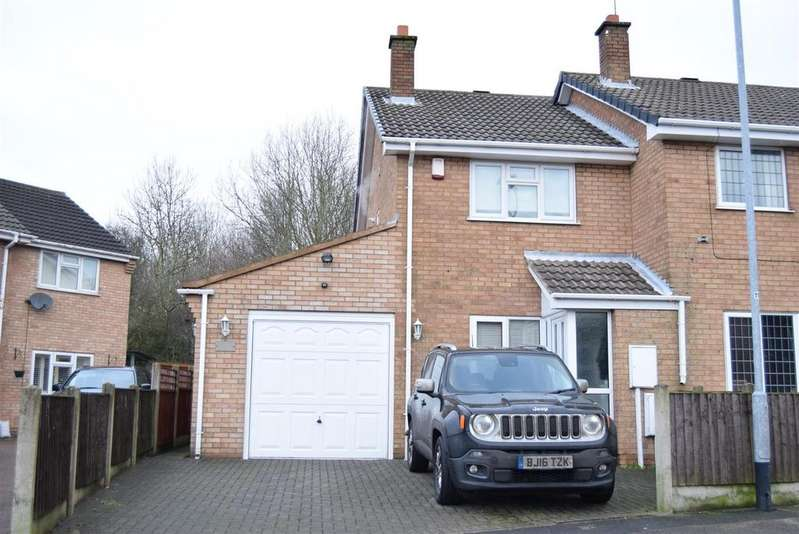 2 Bedrooms House for rent in Royal Oak Drive, Selston, Nottingham