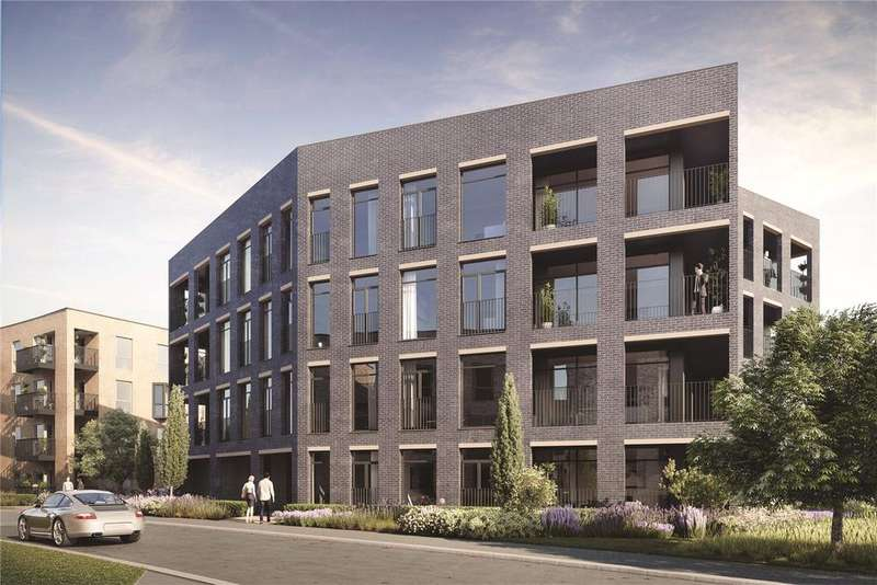 2 Bedrooms Flat for sale in Plot 58, Bexley House, Mosaics, Barton Fields Road, Headington, Oxford, OX3
