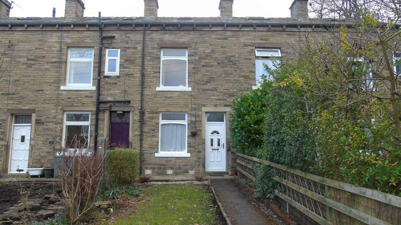 2 Bedrooms Terraced House for sale in Holme Terrace, Hebden Bridge, HX7