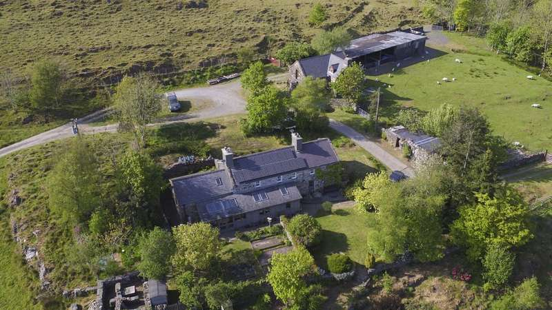 Residential Development Commercial for sale in Penrhyndeudraeth, North Wales