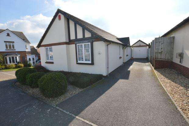 3 Bedrooms Detached Bungalow for sale in Morrish Park, Plymouth, Devon