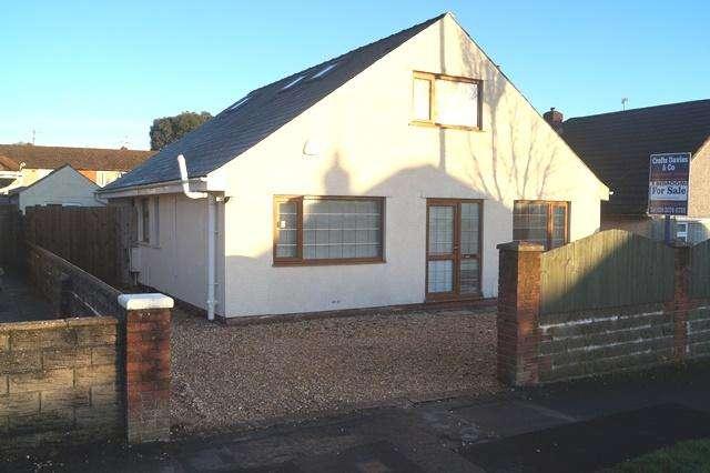 3 Bedrooms Detached Bungalow for sale in Heol Y Wern, Rhiwbina, Rhiwbina, Cardiff CF14