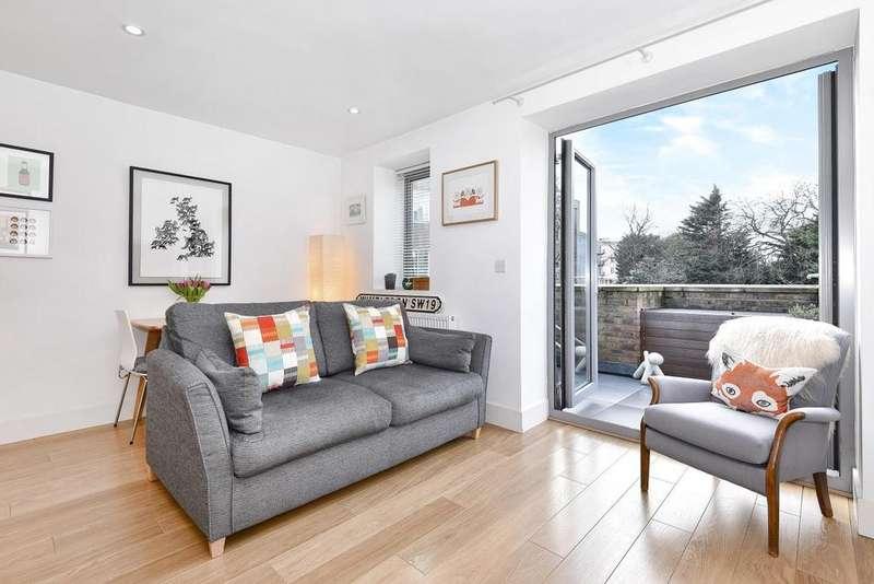 1 Bedroom Flat for sale in Worple Road Mews, Wimbledon