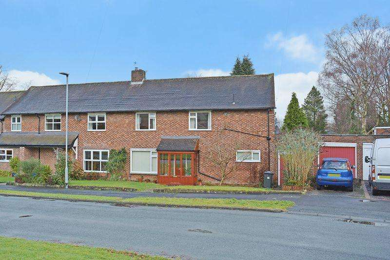 4 Bedrooms Semi Detached House for sale in Park Crescent, Appleton, Warrington