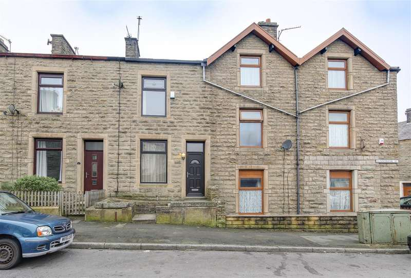 3 Bedrooms Terraced House for sale in Sunnybank Street, Haslingden, Rossendale