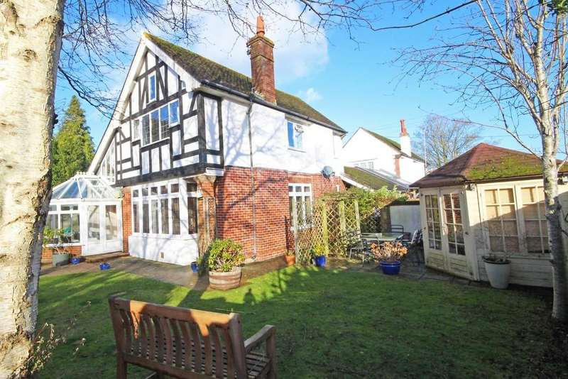 4 Bedrooms Link Detached House for sale in Steyning