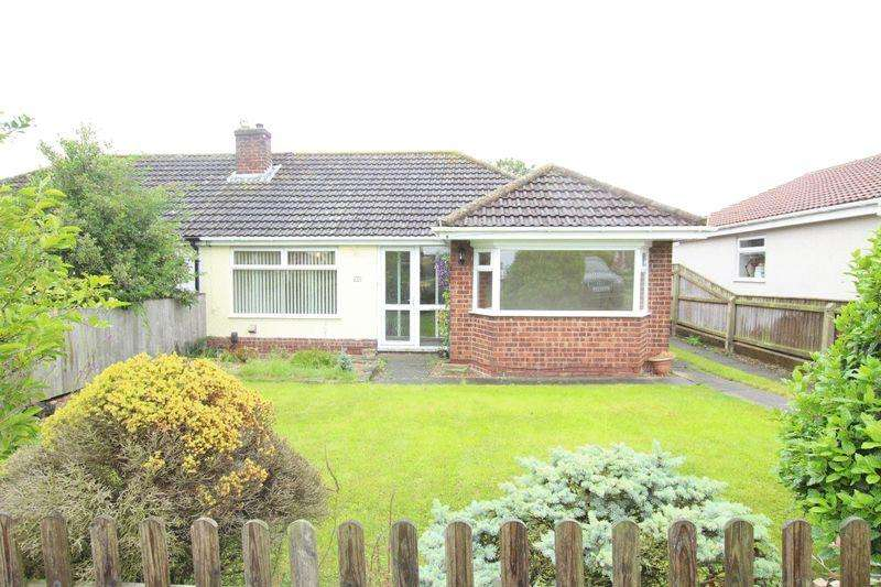 3 Bedrooms Semi Detached Bungalow for rent in ANDREW ROAD, HUMBERSTON