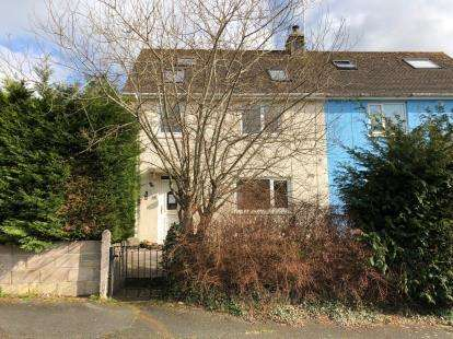 5 Bedrooms Semi Detached House for sale in Totnes, Devon