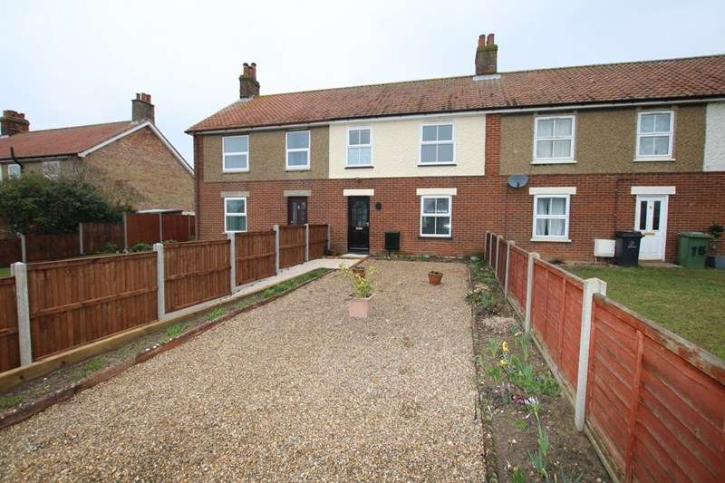 3 Bedrooms Terraced House for sale in London Road, Attleborough