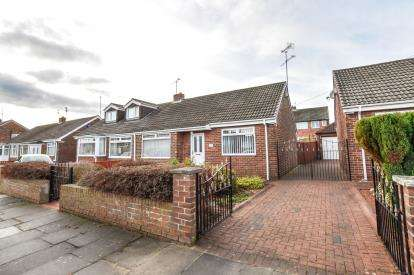 2 Bedrooms Bungalow for sale in Harlow Avenue, Red House Farm, Newcastle Upon Tyne, Tyne and Wear, NE3