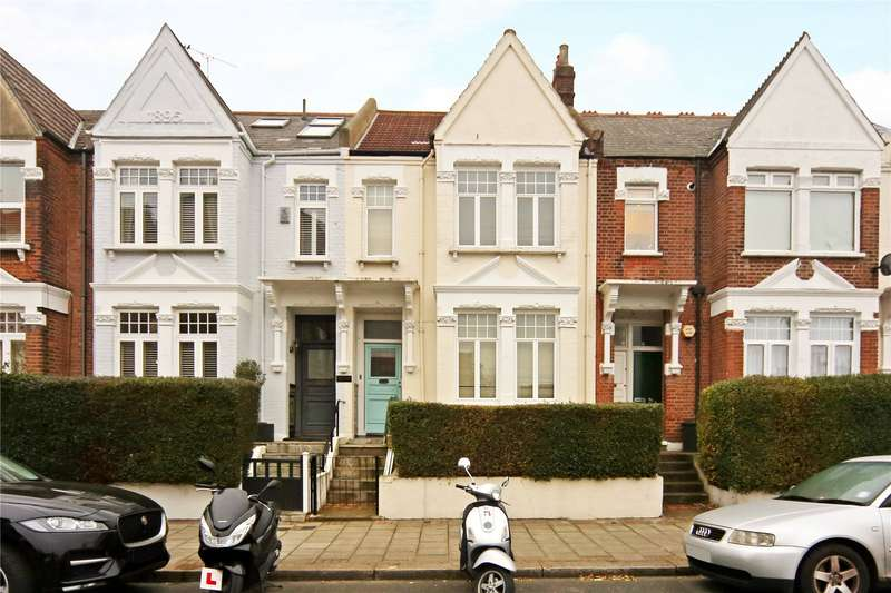 3 Bedrooms House for sale in St. Ann's Hill, Wandsworth, London, SW18