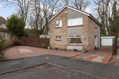 4 Bedrooms Detached House for sale in Badenoch Road, Kirkintilloch, Glasgow, East Dunbartonshire