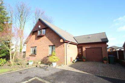 3 Bedrooms Detached House for sale in Towerhill Avenue, Kilmaurs, East Ayrshire