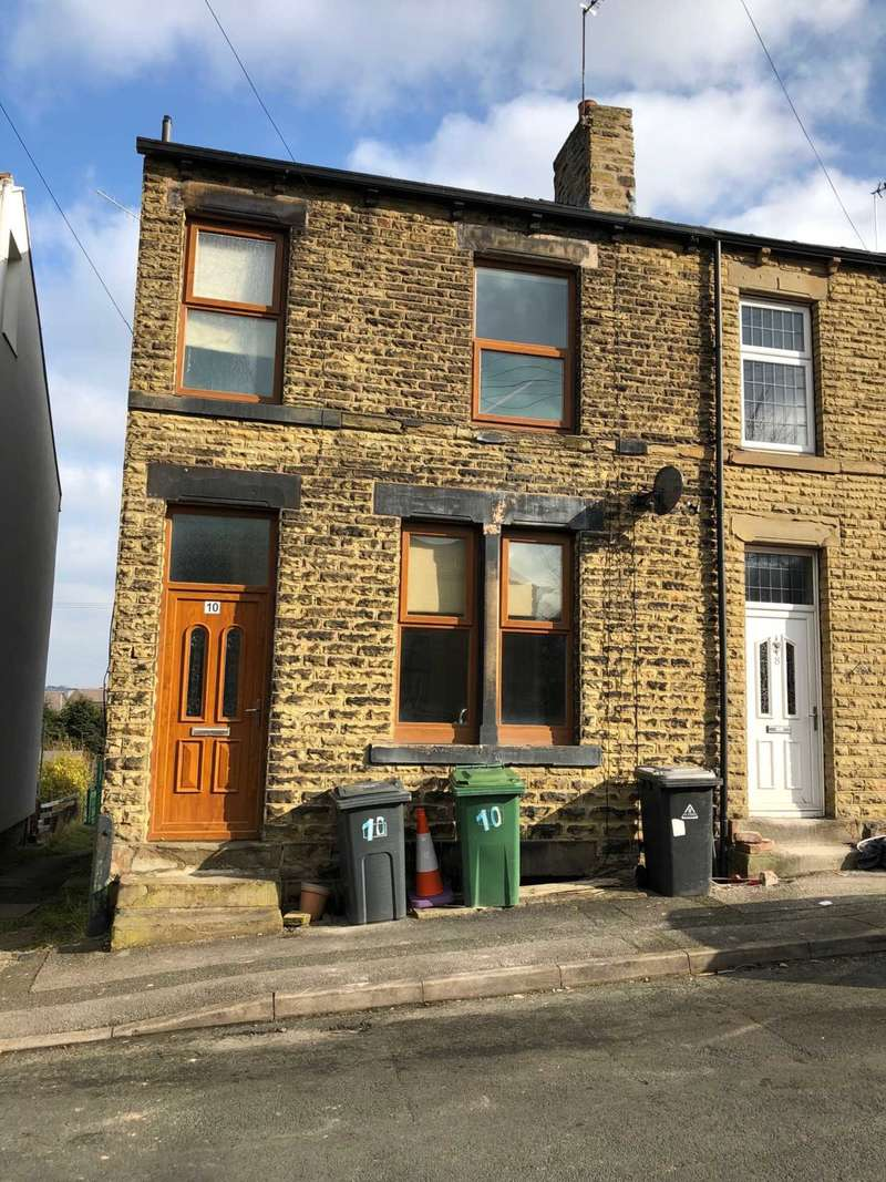 2 Bedrooms Terraced House for rent in Walker Street, Thornhill Lees