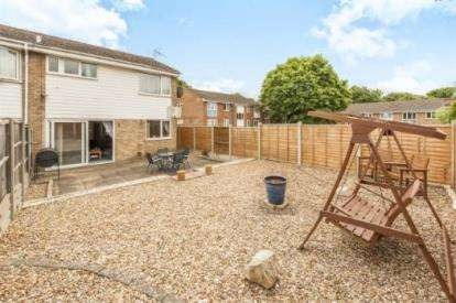 3 Bedrooms End Of Terrace House for sale in Aragon Close, Hemel Hempstead, Hertfordshire