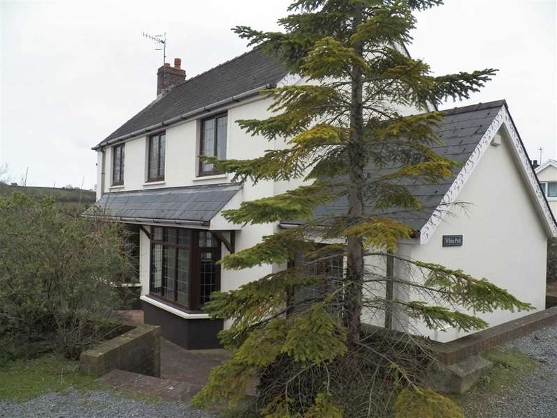 4 Bedrooms Detached House for sale in The Ridgeway, Saundersfoot