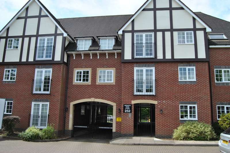 2 Bedrooms Apartment Flat for sale in Warwick Road, Solihull B92