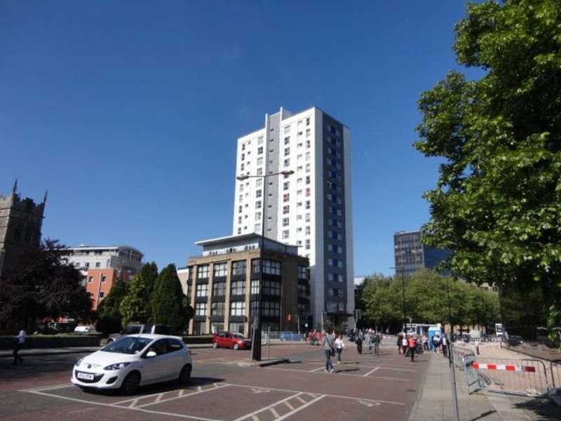1 Bedroom Studio Flat for sale in Franciscan Way, Ipswich IP1