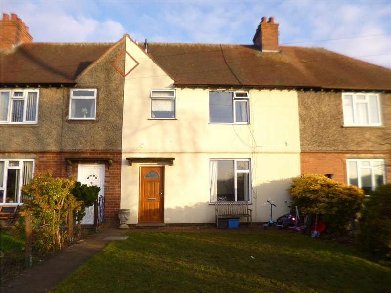 3 Bedrooms Terraced House for sale in Morfe Road, Bridgnorth, Shropshire