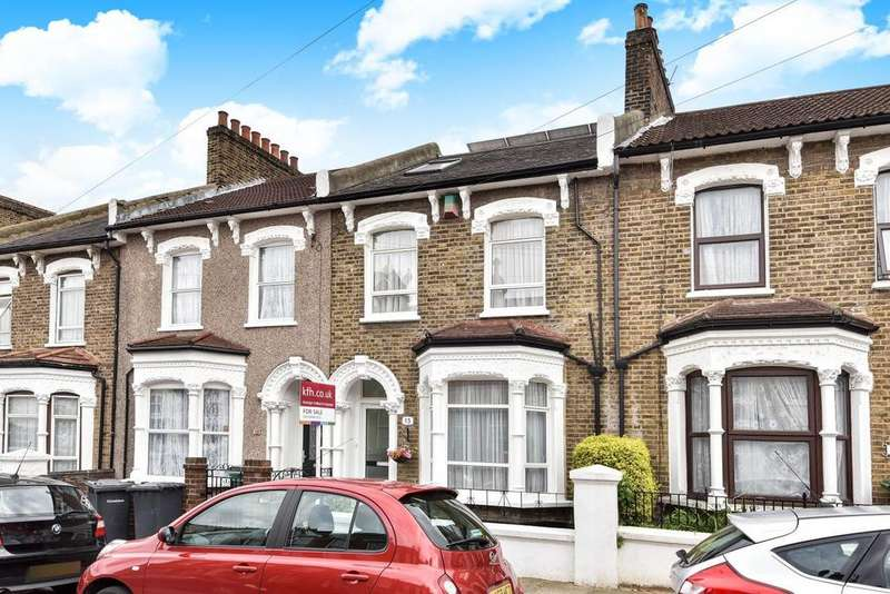 5 Bedrooms Terraced House for sale in Howson Road, Brockley