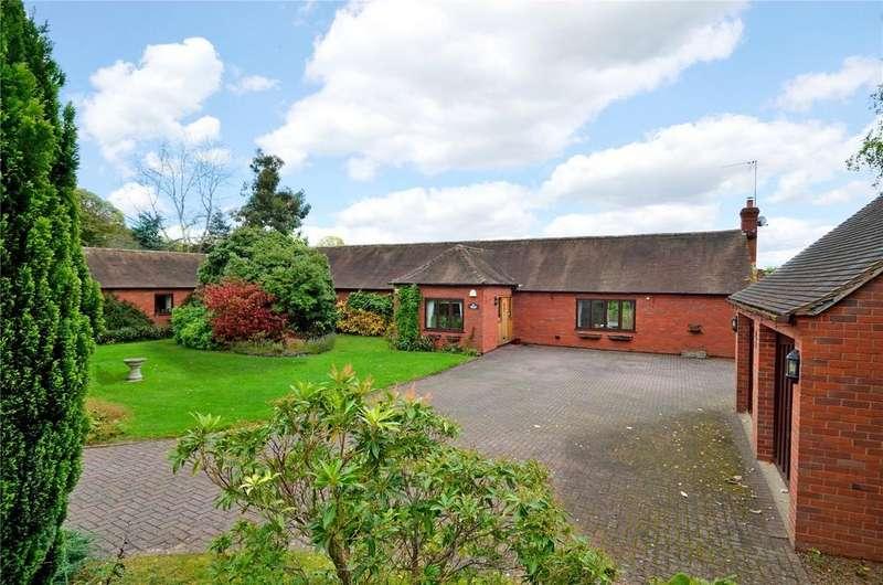 5 Bedrooms Detached Bungalow for sale in Sambourne Lane, Sambourne, Redditch