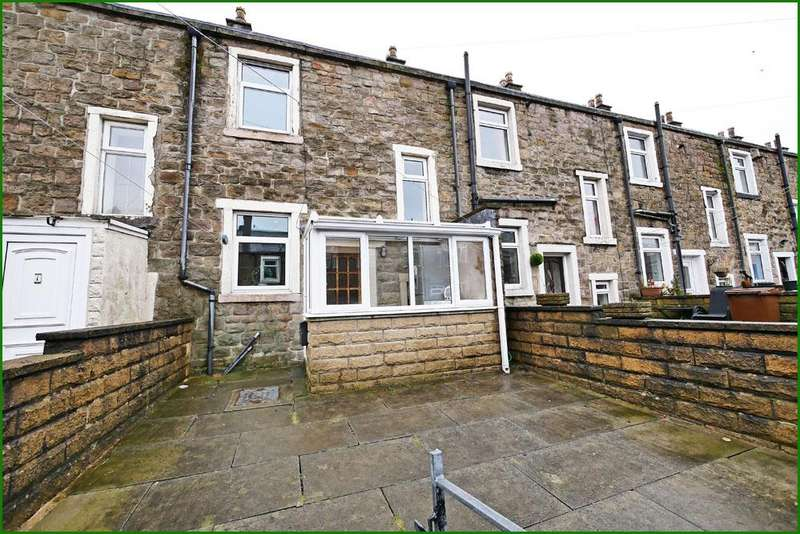 2 Bedrooms Terraced House for sale in 3 Wellhouse Street, Barnoldswick BB18 6ar