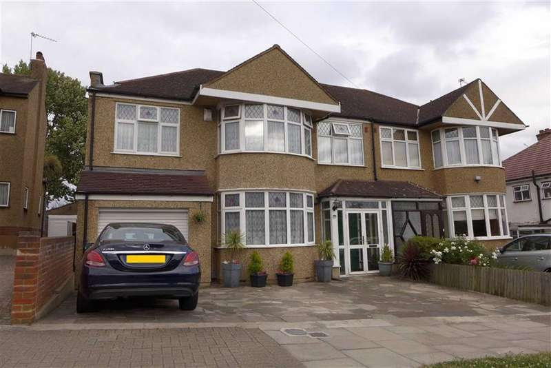 7 Bedrooms Semi Detached House for sale in Kenton Lane, Harrow, Middlesex