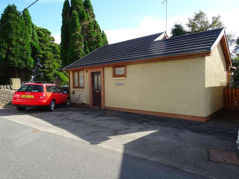 2 Bedrooms Semi Detached House for sale in Bettws, Bridgend, CF32 8TT