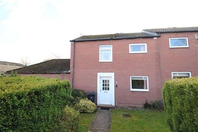 2 Bedrooms Terraced House for sale in Jaysmith Close, Carlisle, Cumbria, CA3 0QH