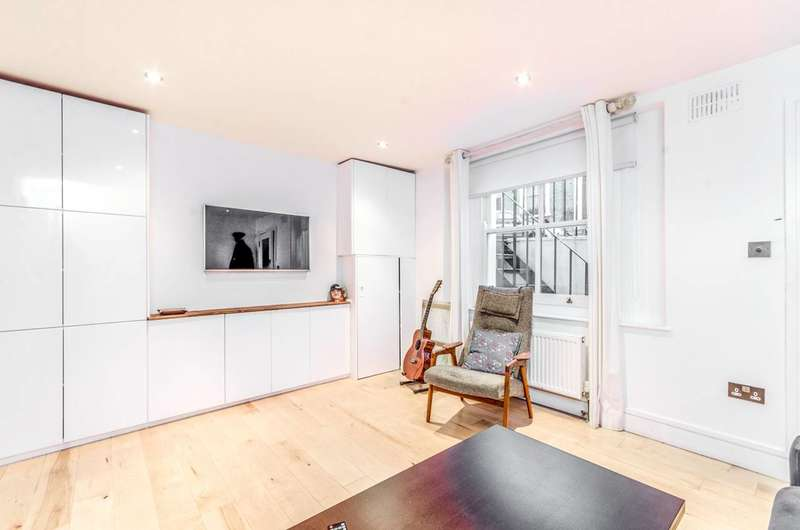 1 Bedroom Flat for sale in Queens Head Street, Angel, N1