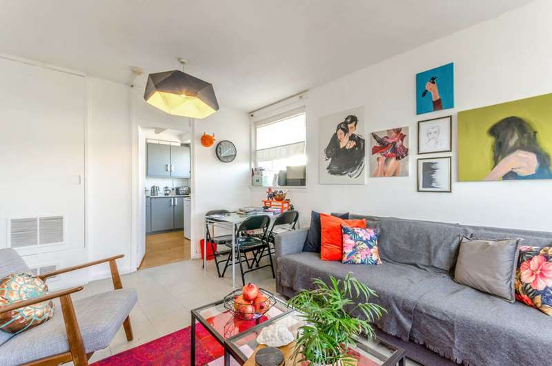 1 Bedroom Flat for sale in Hornsey Road, Holloway, N7