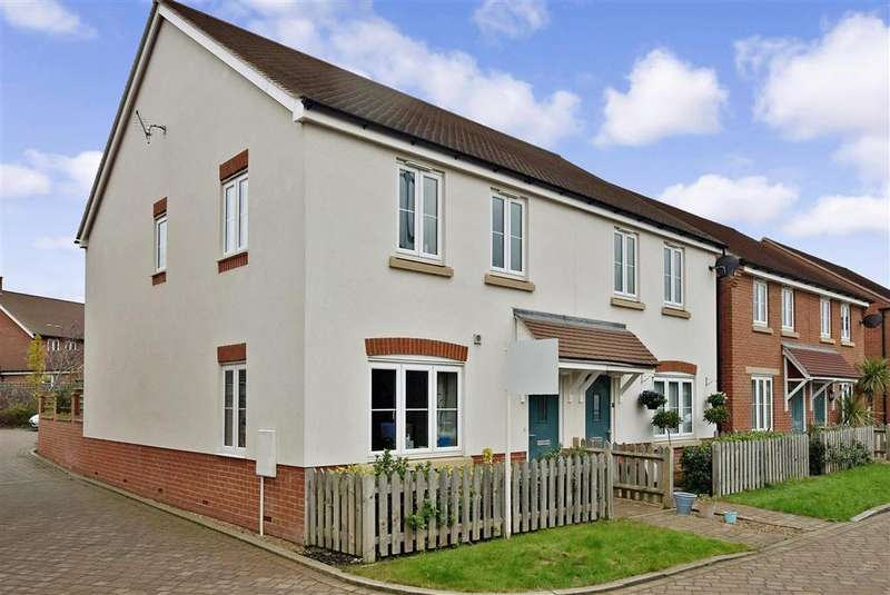 3 Bedrooms Semi Detached House for sale in Harding Lane, , Broadbridge Heath, Horsham, West Sussex