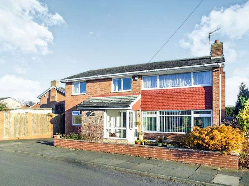 4 Bedrooms Property for sale in Grange Road, Morpeth, Northumberland, NE61 2TS