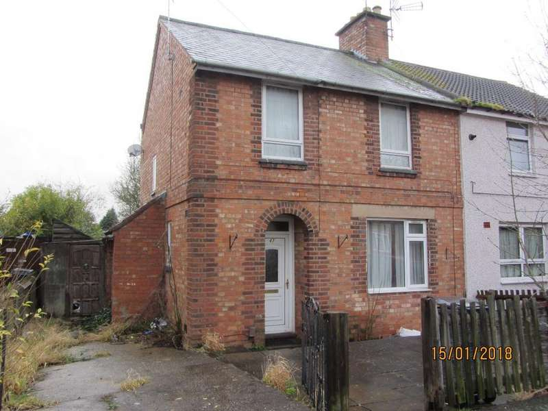 3 Bedrooms Semi Detached House for sale in Bloomfield Road, Aylestone