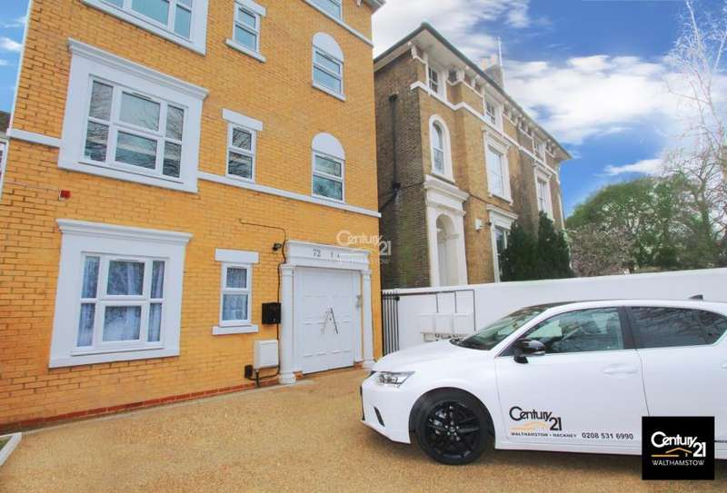 2 Bedrooms Flat for sale in Newly Built Apartment, New Wanstead, London E11