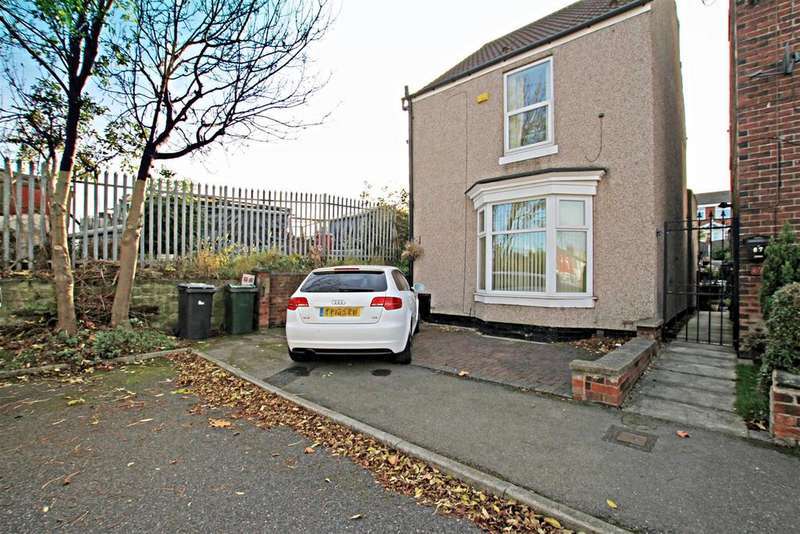 3 Bedrooms Detached House for sale in Oxford Street, Rotherham
