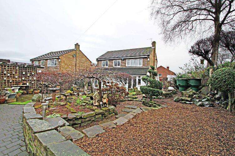3 Bedrooms Detached House for sale in Welham Drive, Rotherham