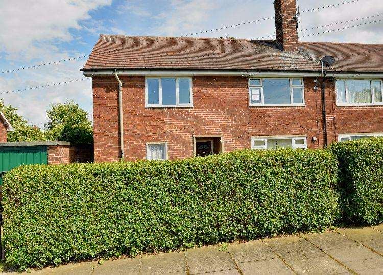 2 Bedrooms Flat for sale in Strafford Road, Rotherham