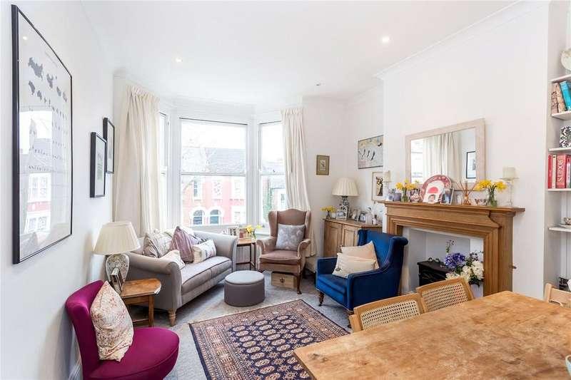2 Bedrooms Flat for sale in Inderwick Road, London, N8