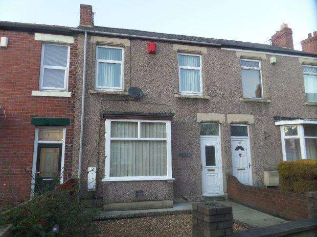 3 Bedrooms Terraced House for rent in DURHAM ROAD, SPENNYMOOR, SPENNYMOOR DISTRICT