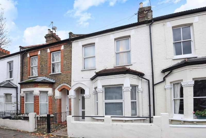 3 Bedrooms Terraced House for sale in Camborne Road, Southfields