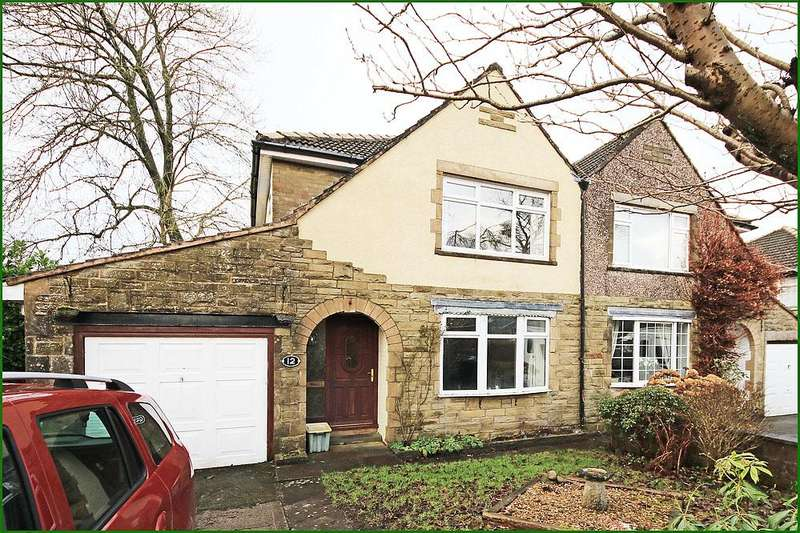 3 Bedrooms Semi Detached House for sale in 12 Moorgate Road, Barnoldswick BB18 5QX